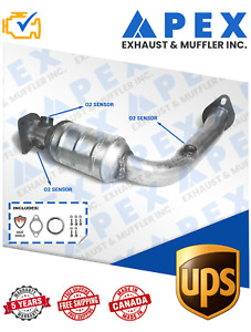 Catalytic Converter Exhaust For 2000 2001 2002 2003 2004 Ford Focus 2 0l front