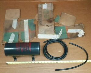 Nos Gm Chevy 30 S 40 S 50 S Radiator Overflow Tank Kit 55 54 53 52 51 50 49 48