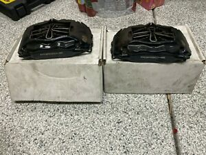Porsche 911 993 C2 C4 Front Brake Calipers Brembo Caliper 95 98 Brakes Upgrade