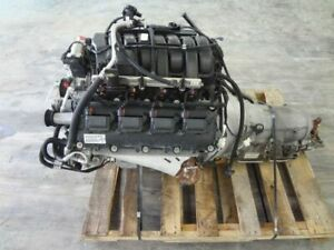 Nw Dodge 5 7 Hemi Engine And Transmission Pcm And Harness