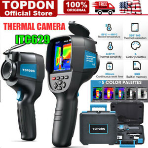 Handheld Infrared Thermal Imaging Inspection Camera 320x240 Resolution 3 2 Lcd