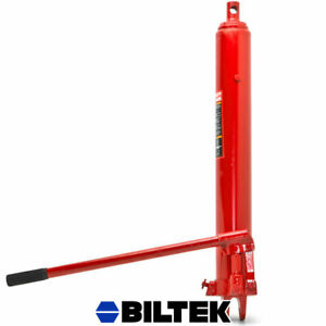 New Replacement 8 Ton Hydraulic Long Ram Jack Lift For Cherry Picker Hoist Crane