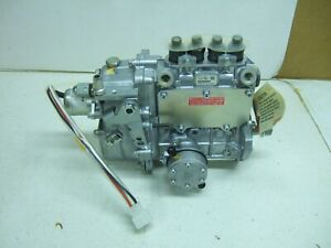 New Yanmar 4tne84 Fuel Injection Pump John Deere 4020df 4500 4600 729618 51310