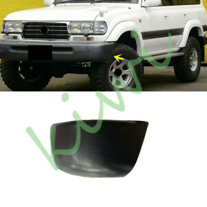 Front Left Side Bumper Protect For Toyota Land Cruiser Lc80 Fzj80 4500 1995 1997