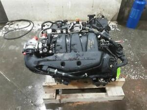 2013 2015 Ford Explorer Engine Motor 3 5l Without Turbo Vin 8 8th Digit