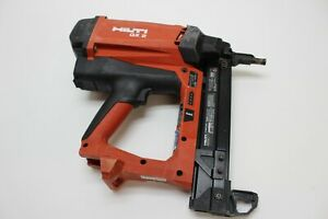 Hilti Gx2 Battery Gas Actuated Fastening Tool Tool Only