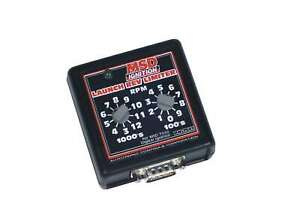 Msd Launch Rev limiter For 7530 7551