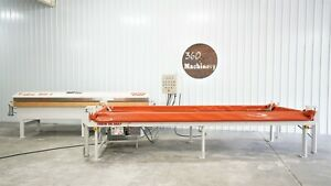 Nordford Polytherm 3000 5 Vacuum Thermoformer Oven Press