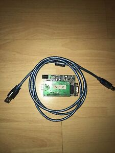 Upa Programmer V1 2 Main Unit Usb Cable And The Install Cd