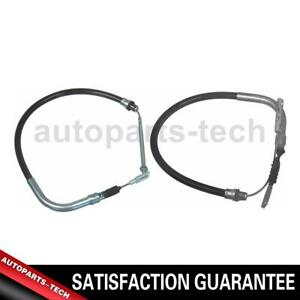 2x Wagner Brake Rear Left Rear Right Parking Brake Cable For Pontiac 1997 1999