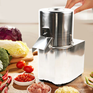 Commercial Electric Potato Cutter French Fries Slicer Vegetable Chopper Home Use