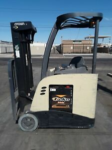 2011 Crown Rc5535 Stand Up Forklift
