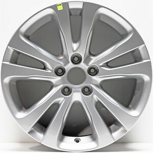 New 17 Oem Factory Original Alloy Wheel Rim For 2015 2016 2017 Chrysler 200