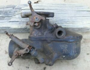 1931 Model A Ford Zenith 1 Side Bowl Carburetor Original Late Carb
