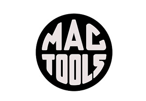 Mac Tools Decal Toolbox Sticker silver grey