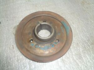 Fordson Power Major Major Diesel Engine Crankshaft Pulley