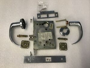 Schlage L Series Passage Mortise Lock L9010 626 a 72 pa