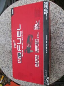 Milwaukee 2807 20 M18 Fuel Hole Hawg 1 2 Right Angle Drill tool Only
