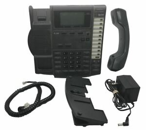 Sprint 4 Line Speakerphone With Caller Id Auto Attendant Answering System Used