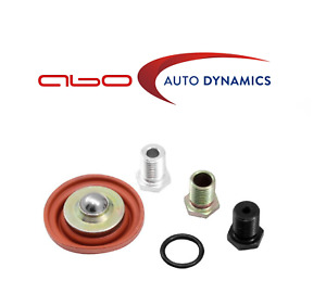Aem Universal Fuel Pressure Regulator Rebuild Kit 25 392