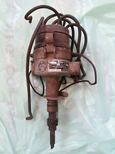Mallory Magspark Dual Point Distributor 1941 50 Chevrolet