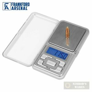 Frankford Arsenal DS 750 Digital RELOADING SCALE 0.1 Grain Accuracy 205205 $36.56