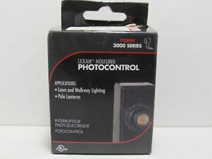 Tork 3000 120v 2000w Flush Mounting Photo Control new