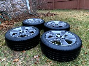 Genuine Oem 2008 Ford Mustang Gt 18 Alloy Wheels Rims Tires Full Set