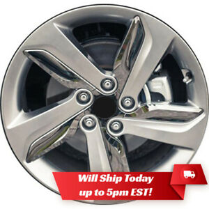 New 18 Replacement Alloy Wheel Rim For 2013 2015 Hyundai Veloster 70844