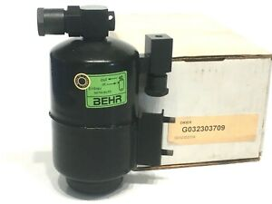 Behr A C Air Conditioner Receiver Drier G 032303709