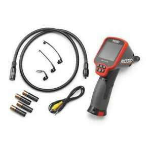 Ridgid 36848 Inspection Camera 3 5 Monitor Size