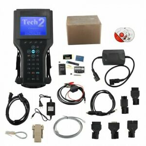 Tech2 Diagnostic Scanner For Gm Saab Opel Isuzu Suzuki Holden With Tis2000