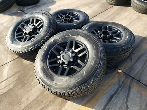 18 Ford F 250 F 350 Oem Tremor Rims Wheels Tires 10099 2018 2019 2020 2021 New