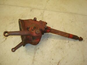 1951 Ford 8n Tractor Adjustable Steering Box
