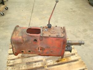 1951 Ford 8n Tractor 4 Speed Transmission