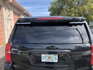 Whelen Outer Edge With Green Whelen Ion Lights 2015 2020 Chevy Tahoe