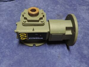 New Winsmith 920 920cdsf Speed Reducer 1750rpm 1 75hp Ratio 10