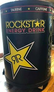 Rockstar Energy Drink Recharge Cold Merchandiser Cooler Idw Rcm 77 free Ship