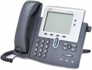 Cisco Cp 7941g Unified Voip Ip Phone