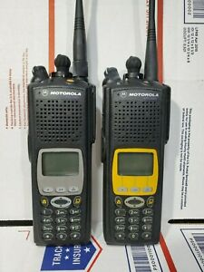 Motorola Xts5000 Model Iii 700 800 Mhz Police Fire Ems H18uch9pw7an On Sale