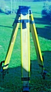 Stanley Cst Berger Survey Tripod Surveying Specialist Adjustable Fold Up