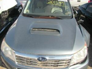 Hood With Hood Scoop Fits 09 13 Forester 2221941