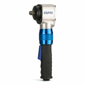 Capri Tools 1 2 In Air Angle Impact Wrench 450 Ft Lbs