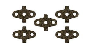 5ct Nathan Airchime P5 Train Air Horn Cork Replacement Gaskets For P Bell Series