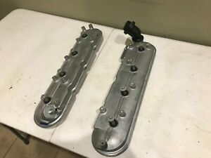 Ls3 6 2l Crate Motor Take Off Valve Covers Oil Cap Lsx Gm Swap Chevy Engine