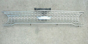 1963 Ford Galaxie 500 Xl Grille With Hood Release Latch Assembly