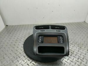 2013 Journey Radio Receiver Face Plate Id Rb4 Dodge