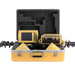 Topcon 3d mc2 Machine Control Gps Kit W Gx 60 Mc r3 Dual Uhf Ii Receiver