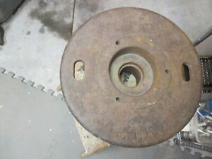 Minneapolis Moline U Utu Brake Drum Ut400b M M