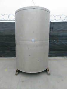Stainless Steel Open Top Tank 1200 Gallons